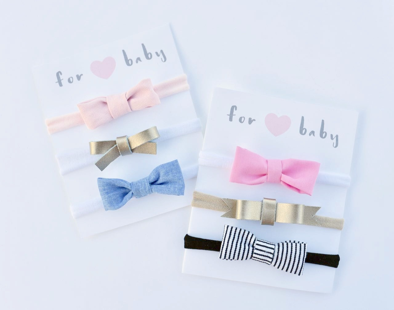 Free Printable Hair Bow Cards For Diy Hair Bows And Headbands - Make - To Have And To Hold Your Hair Back Free Printable