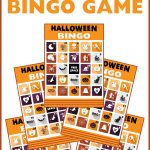 Free Printable Halloween Bingo Cards   Catch My Party   Free Printable Halloween Bingo