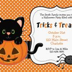 Free Printable Halloween Invitations | Free Printable Birthday   Halloween Invitations Free Printable Black And White