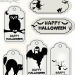 Free Printable Halloween Tags   Druckvorlage Halloween   Freebie   Free Printable Halloween Decorations