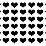Free Printable Heart Templates (Small) – Olivia Adorf   Free Printable Heart Templates