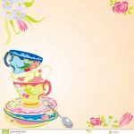Free Printable High Tea Party Invitations | Work In 2019 | Tea Party   Mad Hatter Tea Party Invitations Free Printable