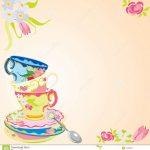 Free Printable High Tea Party Invitations | Work In 2019 | Tea Party   Mad Hatter Tea Party Invitations Free Printable