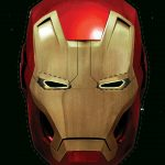 Free Printable Iron Man Mask.   Oh My Fiesta! For Geeks   Free Printable Ironman Mask