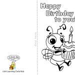 Free Printable Kids Birthday Cards Boys   Tutlin.psstech.co   Free Printable Kids Birthday Cards Boys