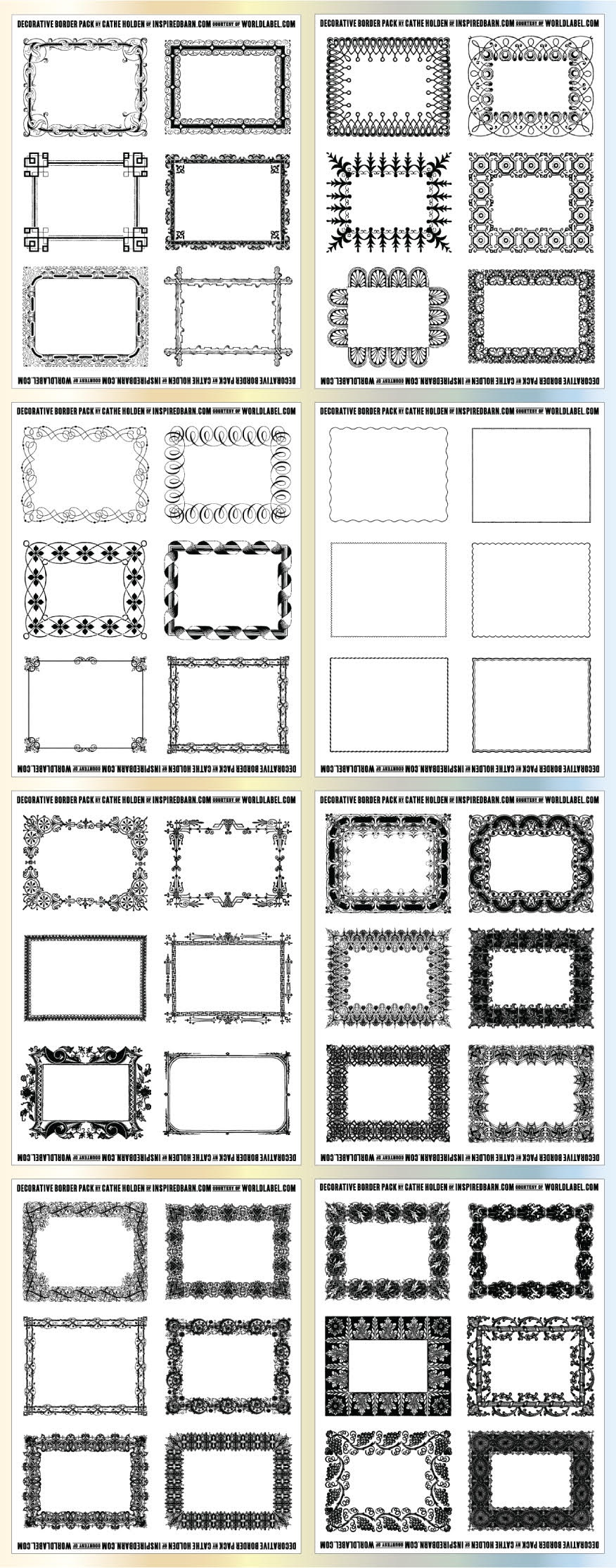 Free Printable Labels & Templates, Label Design @worldlabel Blog - Free Printable File Folder Labels