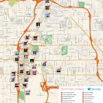 Free Printable Map Of Las Vegas Attractions. | Free Tourist Maps   Free Printable Las Vegas Coupons 2014