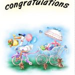 Free Printable New Baby Congratulations Greeting Card   Quotes   Free Printable Congratulations Baby Cards