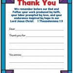 Free Printable   Pastor Appreciation Cards! | Printables   Volunteer   Pastor Appreciation Cards Free Printable