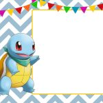 Free Printable Pokemon Invitation | Free Printable Birthday   Free Printable Pokemon Birthday Invitations