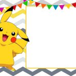 Free Printable Pokemon Invitation Templates | Birthday Party   Free Printable Pokemon Birthday Invitations