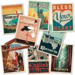 Free Printable Postcard Template — Literacy Ideas   Literacy Posters Free Printable