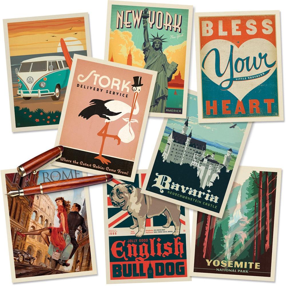 Free Printable Postcard Template — Literacy Ideas - Literacy Posters Free Printable