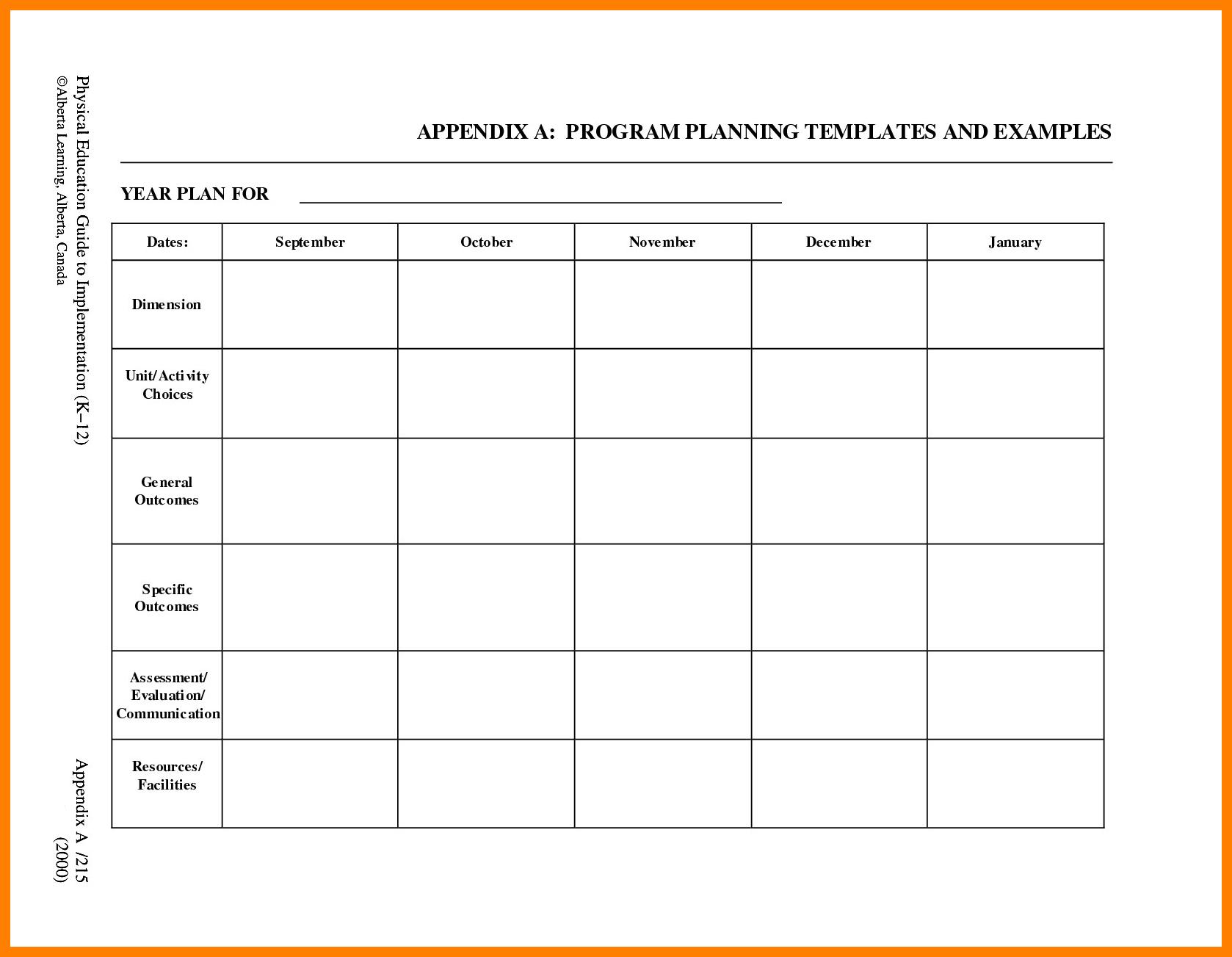 Free Printable Preschool Weekly Lesson Plan Templates Plans Lessons - Free Printable Preschool Lesson Plans