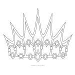 Free Printable Princess Crown Shapes | Print   Princess Crown | 3D   Free Printable Crown