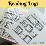 Free Printable Reading Logs ~ Full Sized Or Adjustable For Your   Free Printable Reading Books For Preschool