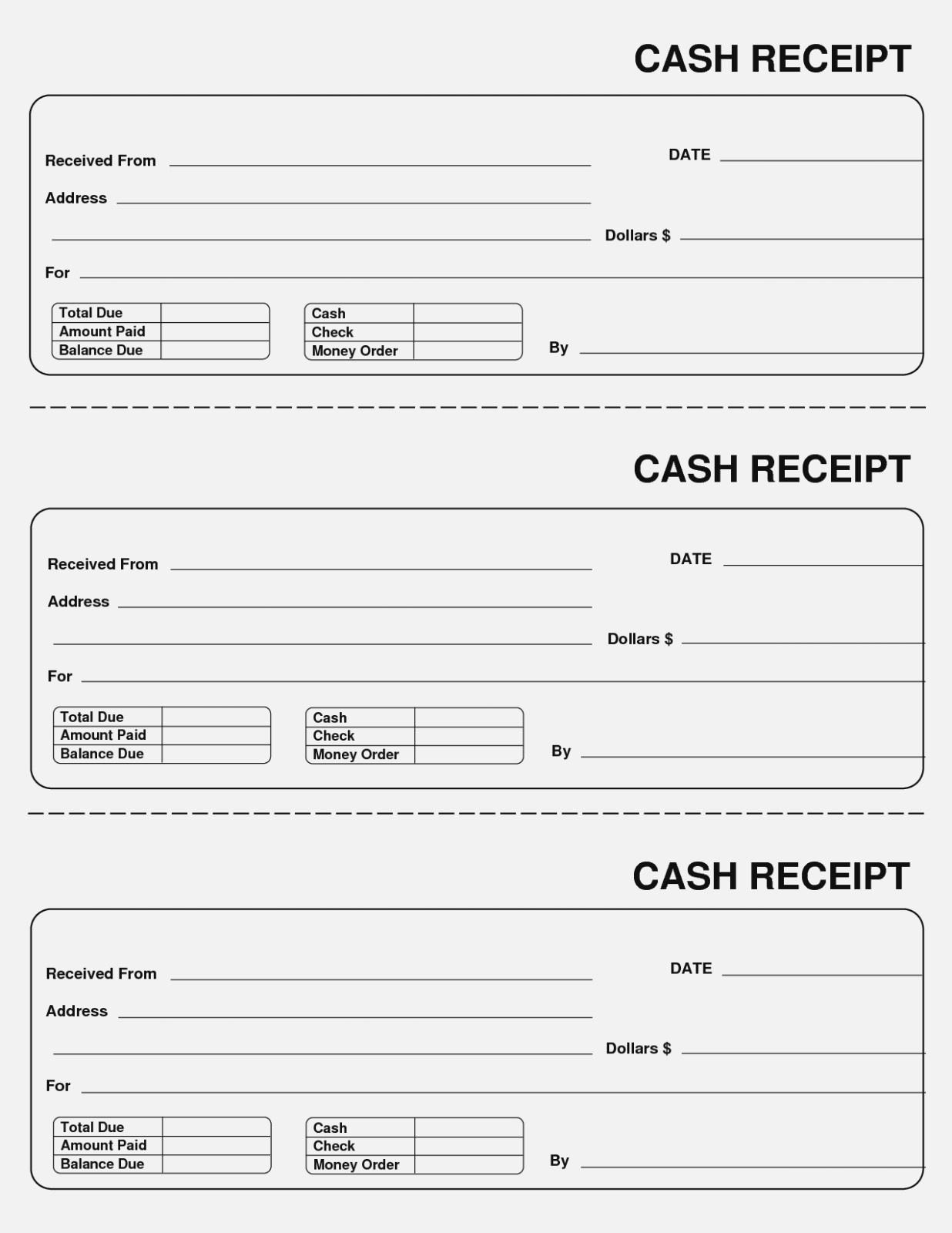 Free Printable Receipts Online – Keni.candlecomfortzone – The - Free Printable Receipts