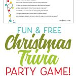 Free Printable Religious Christmas Trivia Games – Festival Collections   Free Printable Religious Christmas Games