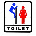 Free Printable Restroom Signs Clipart | Free Download Best Free   Free Printable No Restroom Signs