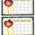 Free Printable Reward And Incentive Charts   Free Printable Sticker Charts