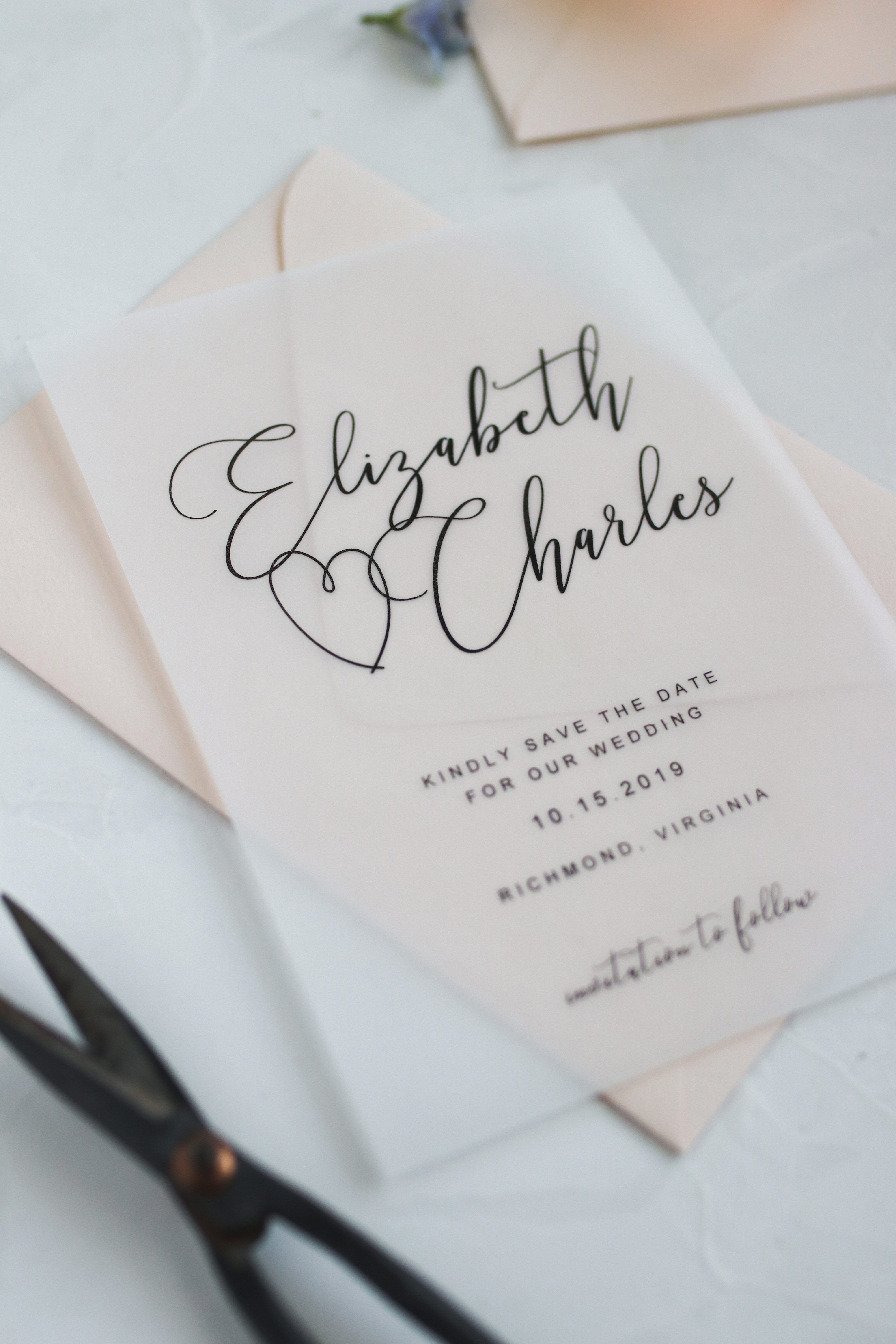 Free Printable Save The Date Templates | Edit The Details To Use - Free Printable Save The Date