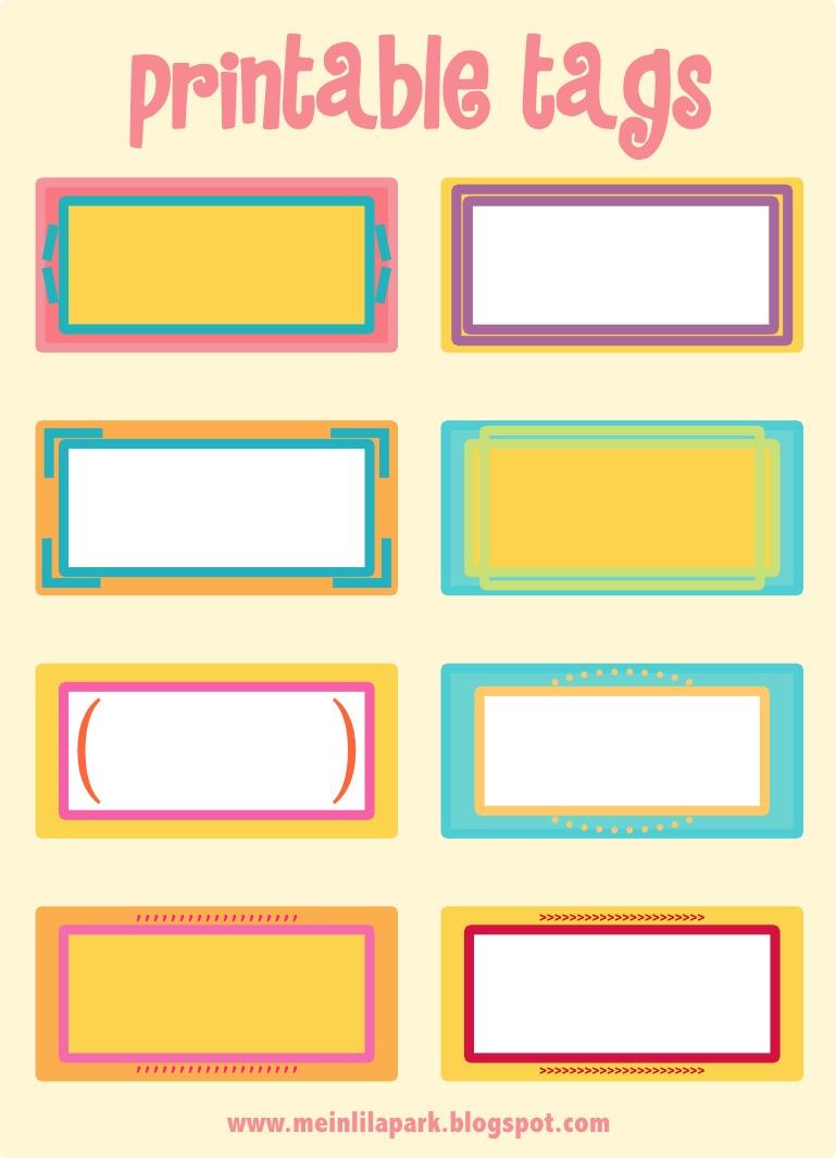 Free Printable School Tags Free Printable Blank Name Tags 683077 - Free Printable Name Tags