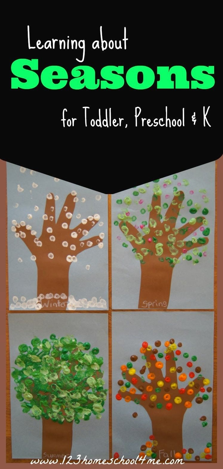 Free Printable Seasons Activities | Play Activities For Kids - Free Printable Pictures Of The Four Seasons