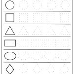 Free Printable Shapes Worksheets For Toddlers And Preschoolers   Free Printable Toddler Worksheets