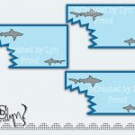 Free Printable Shark Birthday Party | Sharks | Shark Party, Birthday   Shark Invitations Free Printable