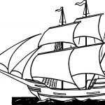 Free Printable Ships Coloring Pages For Boys | Ap Us History | Free   Free Printable Boat Pictures