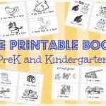 Free Printable Sight Word Books – Printall   Free Printable Books For Kindergarten