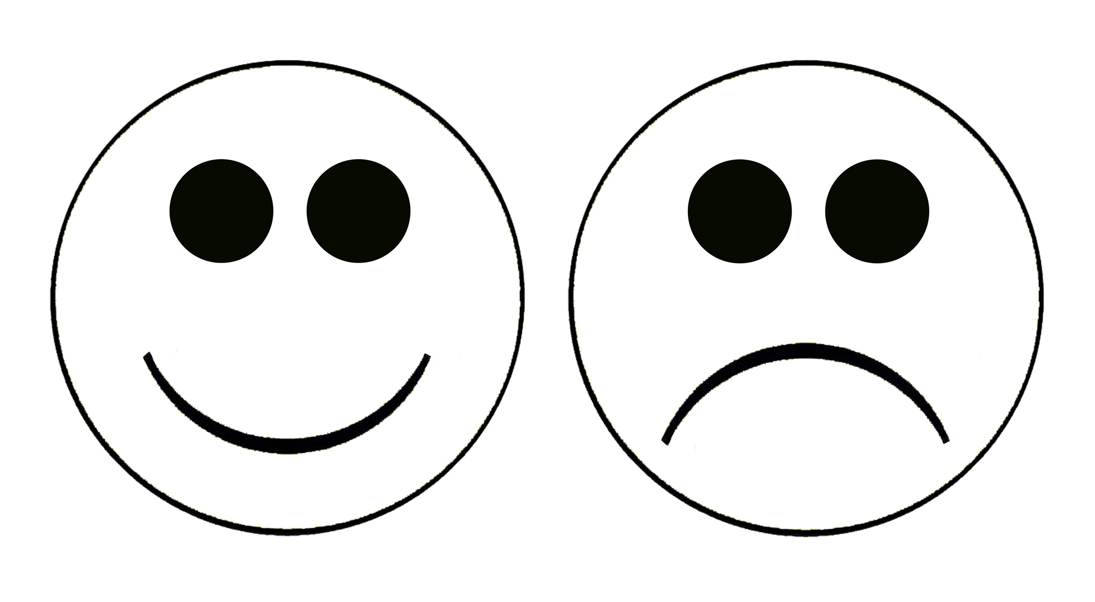 Free Printable Smiley Faces Clipart | Free Download Best Free - Free Printable Sad Faces