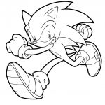 Free Printable Sonic The Hedgehog Coloring Pages For Kids | Kids And   Sonic Coloring Pages Free Printable