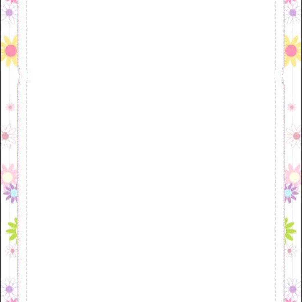 Free Printable Stationary Borders Camping Clipart   House Clipart - Free Printable Stationary Borders