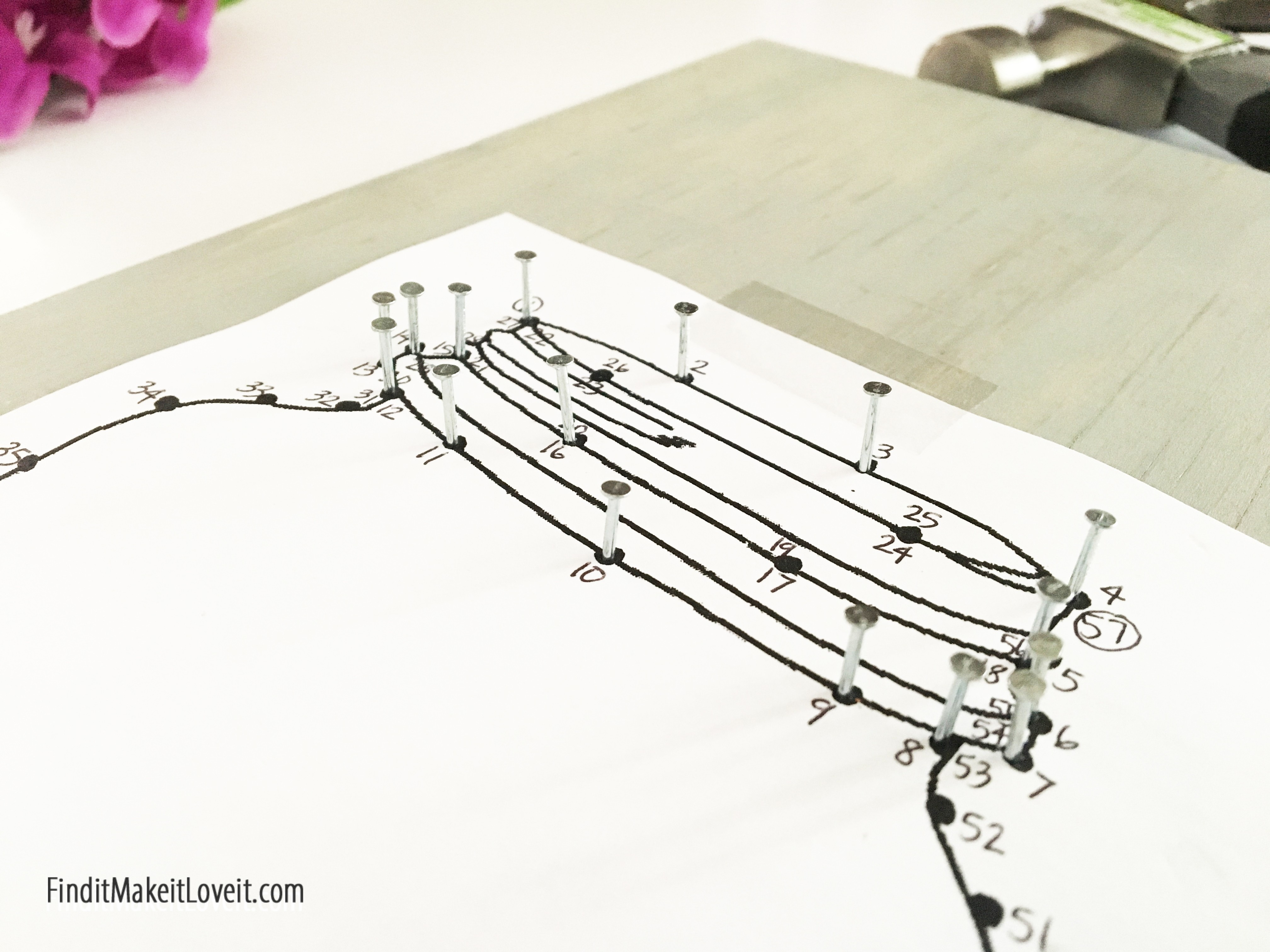 Free Printable String Art Patterns Best Of Art Template Thevillas - Free Printable String Art Patterns