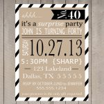 Free Printable Surprise Party Invitation Templates | Invitations In   Free Printable Surprise 60Th Birthday Invitations