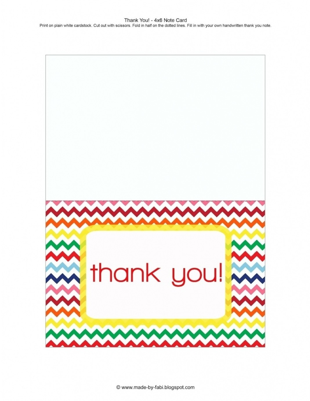 Free Printable Thank You Card Template Word - Loveandrespect - Free Printable Card Templates