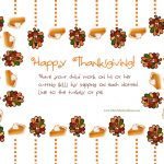 Free Printable Thanksgiving Activities For Kids – Mary Martha Mama   Free Printable Thanksgiving Activities
