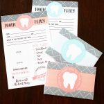 Free Printable Tooth Fairy Letter With Matching Enevelopes | Skip To   Free Printable Tooth Fairy Letter And Envelope