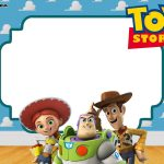 Free Printable Toy Story 3 Birthday Invitations | Free Printable   Free Printable Toy Story 3 Birthday Invitations