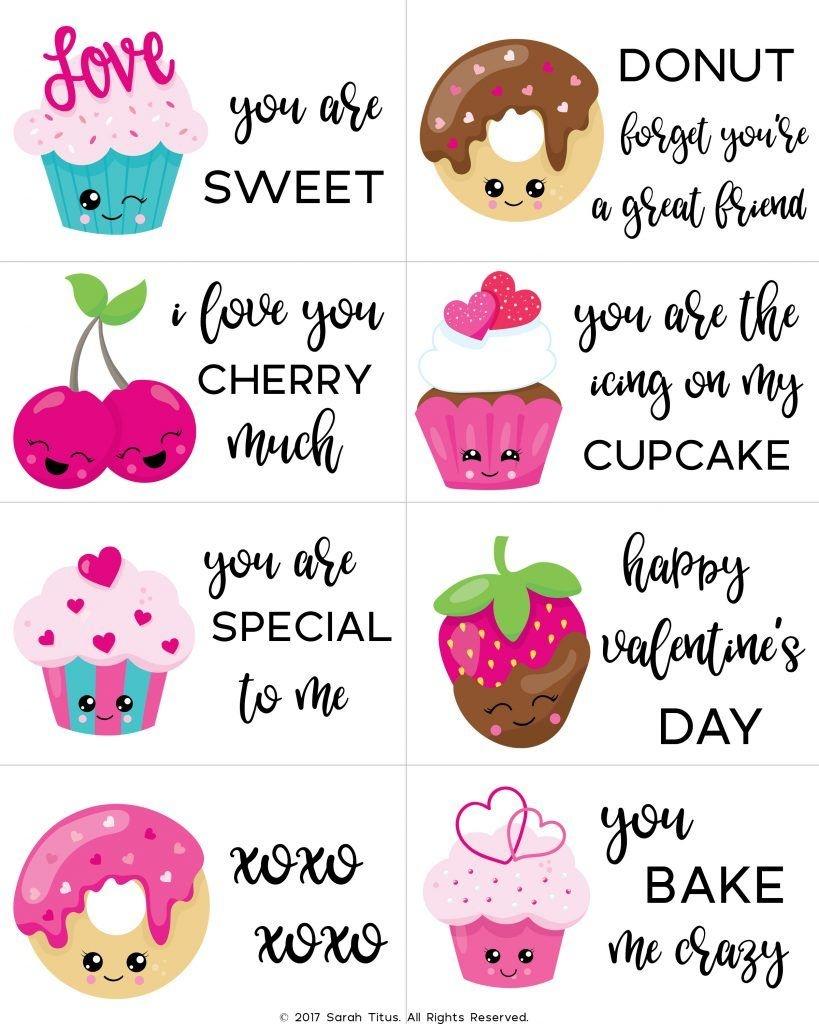 Free Printable Valentine Cards For Kids   Holidays & Parties   Free - Free Printable Valentine Cards For Kids