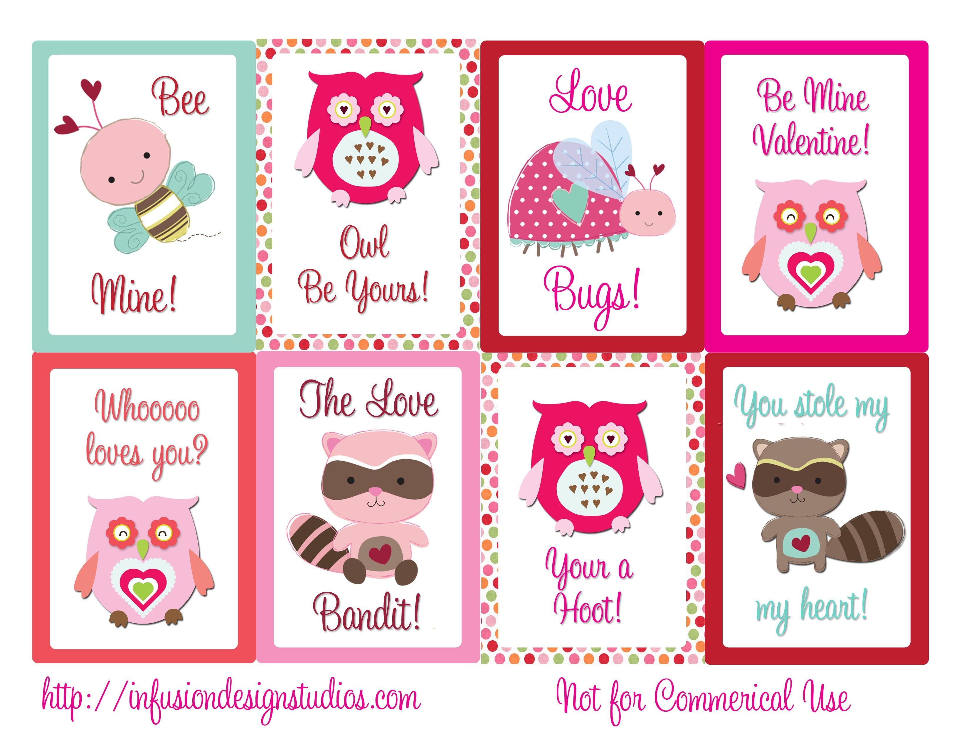 Free Printable Valentines Cards Children. If You Want These - Free Printable Valentine Cards For Kids