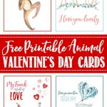 Free Printable Valentine's Day Cards And Tags   Clean And Scentsible   Valentine Free Printable Cards