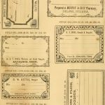 Free Printable Vintage Pharmacy & Apothecary Labels   The   Free Printable Old Fashioned Labels
