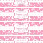Free Printable Water Bottle Labels Template | Kreatief | Printable   Free Printable Sweet 16 Labels