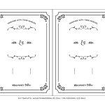 Free Printable Wedding Invitation Template   Free Printable Wedding Invitations With Photo
