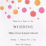 Free Printable Wedding Invitations | Popsugar Smart Living   Wedding Invitation Cards Printable Free