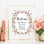 Free Printable Wifi Password Signs   Chicfetti   Free Printable Wifi Sign