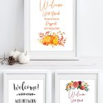 Free Printable Wifi Password Signs For Thanksgiving | Free   Free Printable Wifi Sign