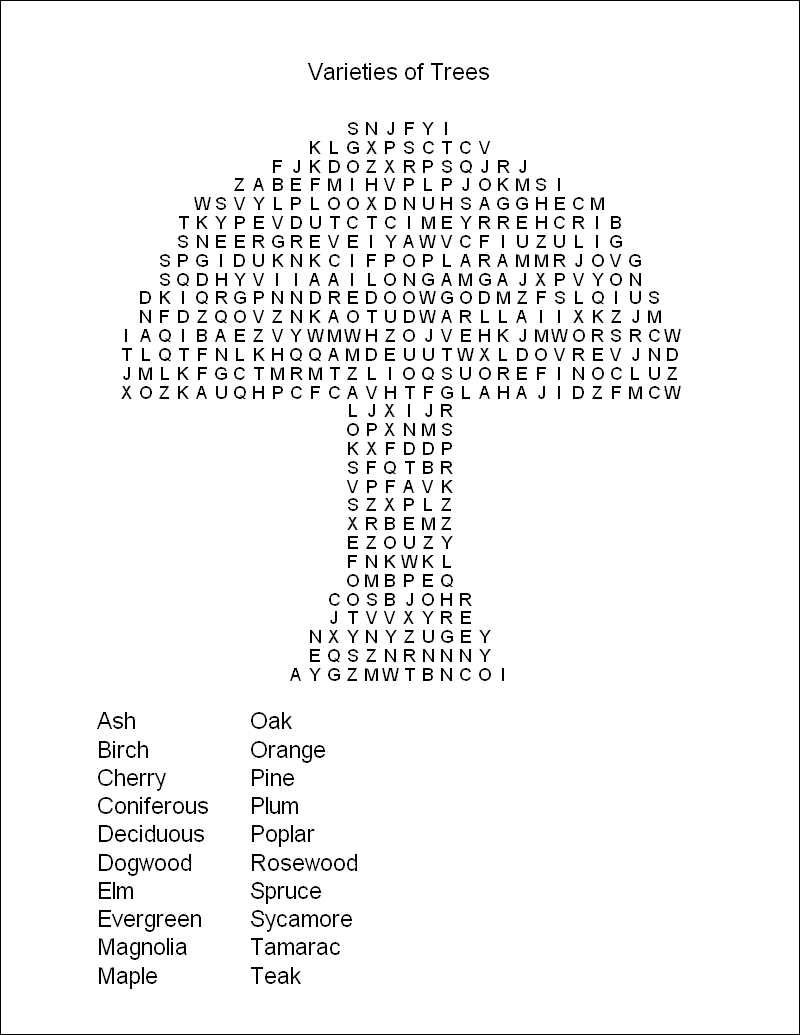 Free Printable Word Search Puzzles | Word Puzzles | Projects To Try - Free Printable Puzzles For Adults